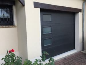 porte de garage - La Miroiterie Yerroise - Essonne 91