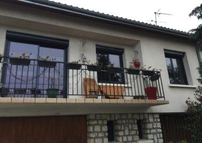 Rénovation fenêtre par la Miroiterie Yerroise- Rénovation fenêtres Yerres - Brunoy - Montgeron / Essonne